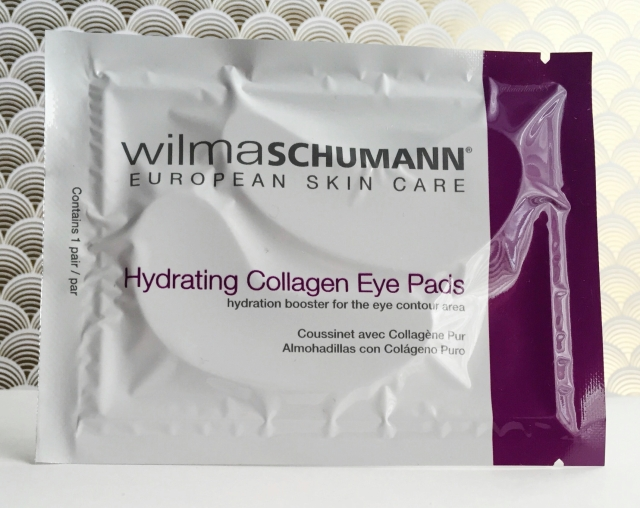 Whilma Schumann Skin Care Hydrating Collagen Eye Pads