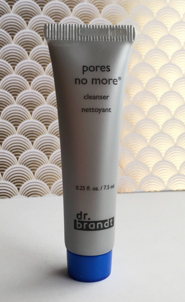 dr. brandt pore no more cleanser