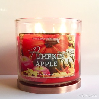 Pumpkin Apple - Bath and Body Works