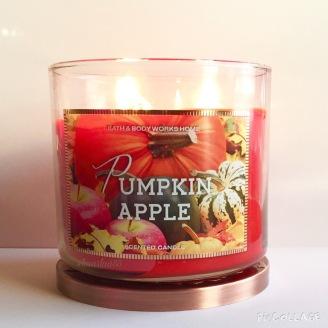 Pumpkin Apple - Bath and Body Works