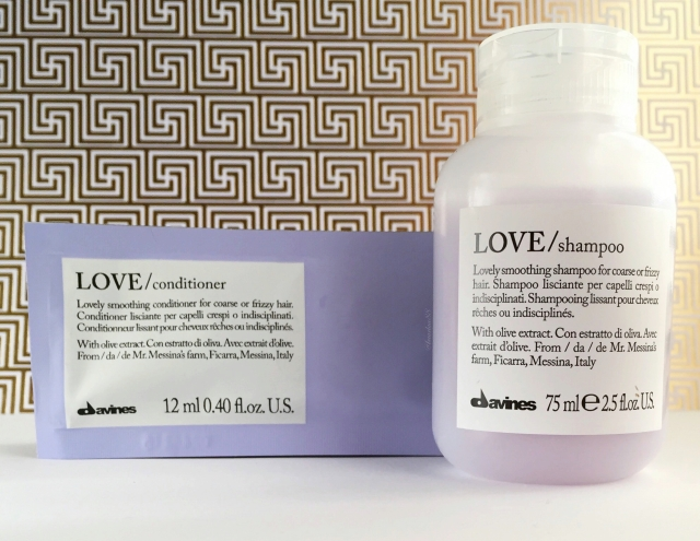 Davies LOVE Shampoo | Birchbox October 2015