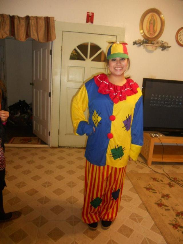 Clown | The Halloween Tag