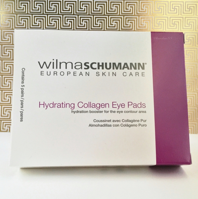 Wilma Schumann Collagen Eye Pads
