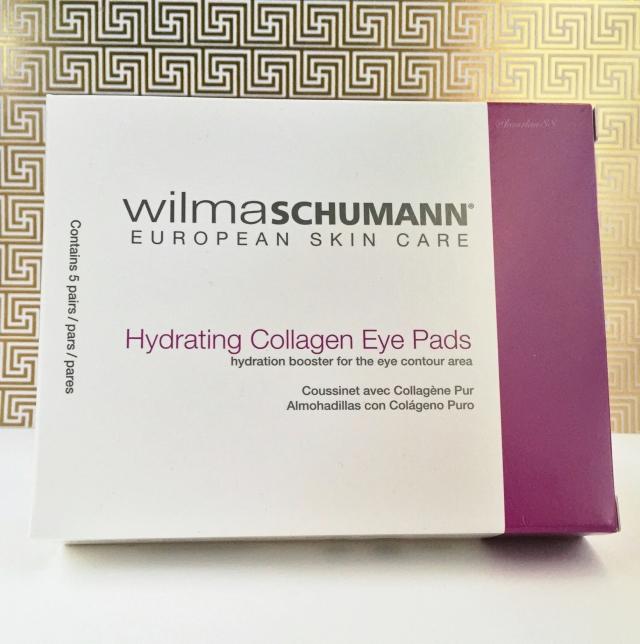 Wilma Schumann Collagen Eye Pads