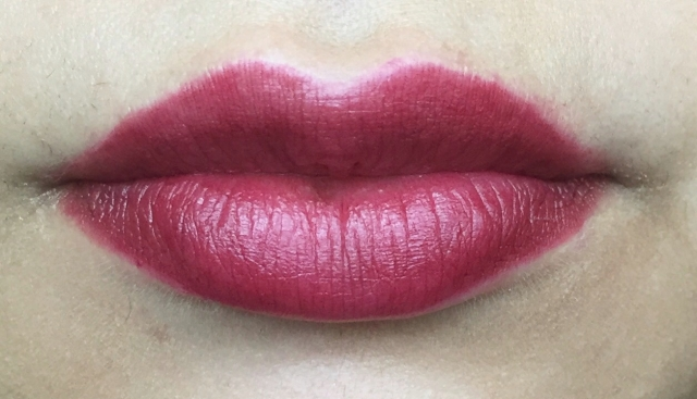 Fall Makeup Look: Bold Lips - Lips