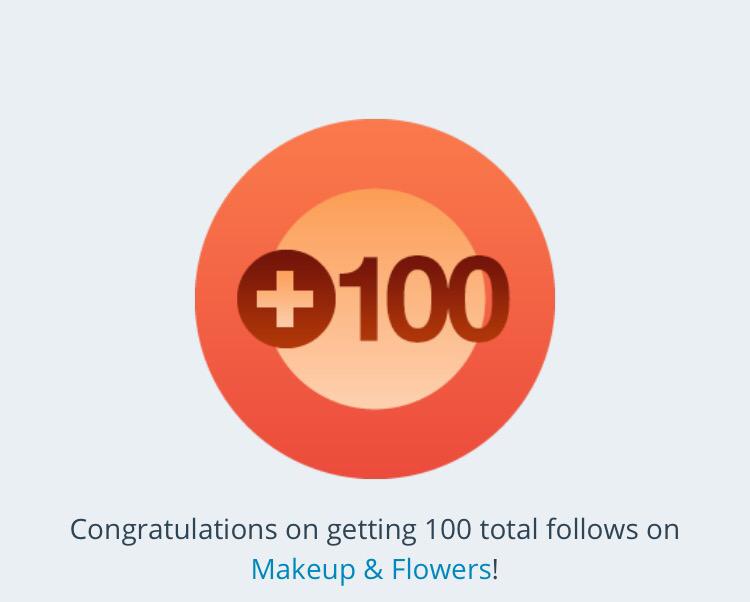 100 Followers