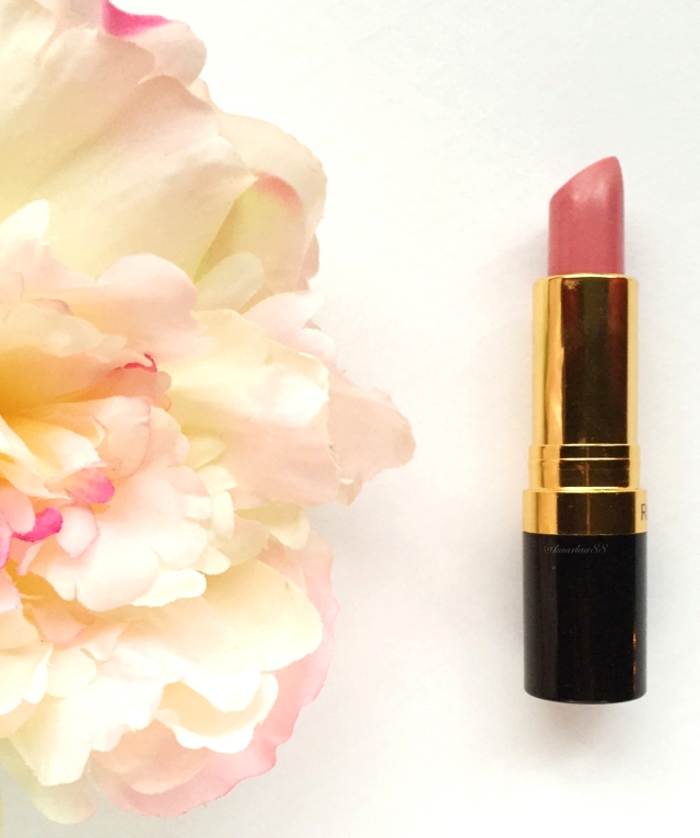 Revlon Super Lustrous Lipstick in Primrose | My Favorite Drugstore Makeup Products