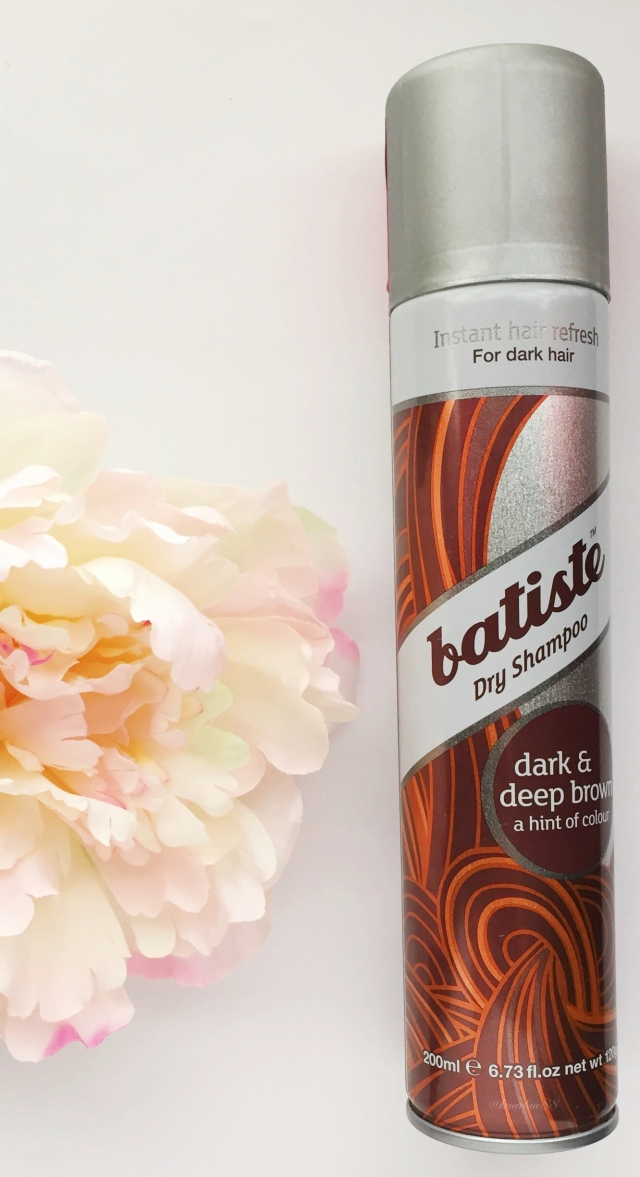 Batiste Dry Shampoo | Favorite Eight: October 2015