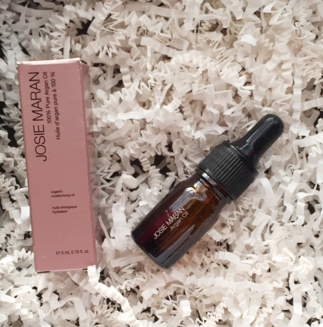 Josie Maran 100% Argan Oil | Play! by Sephora: November 2015