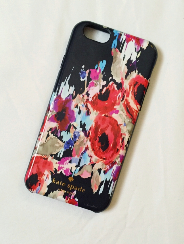 Kate Spade Hazy Floral Phone Case | Black Friday & Cyber Monday Haul