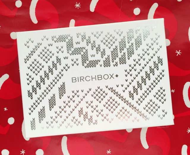 Birchbox Unboxing: December 2015
