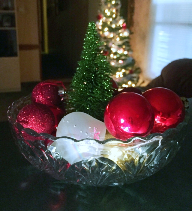 Christmas Bowl | Christmas Decorations
