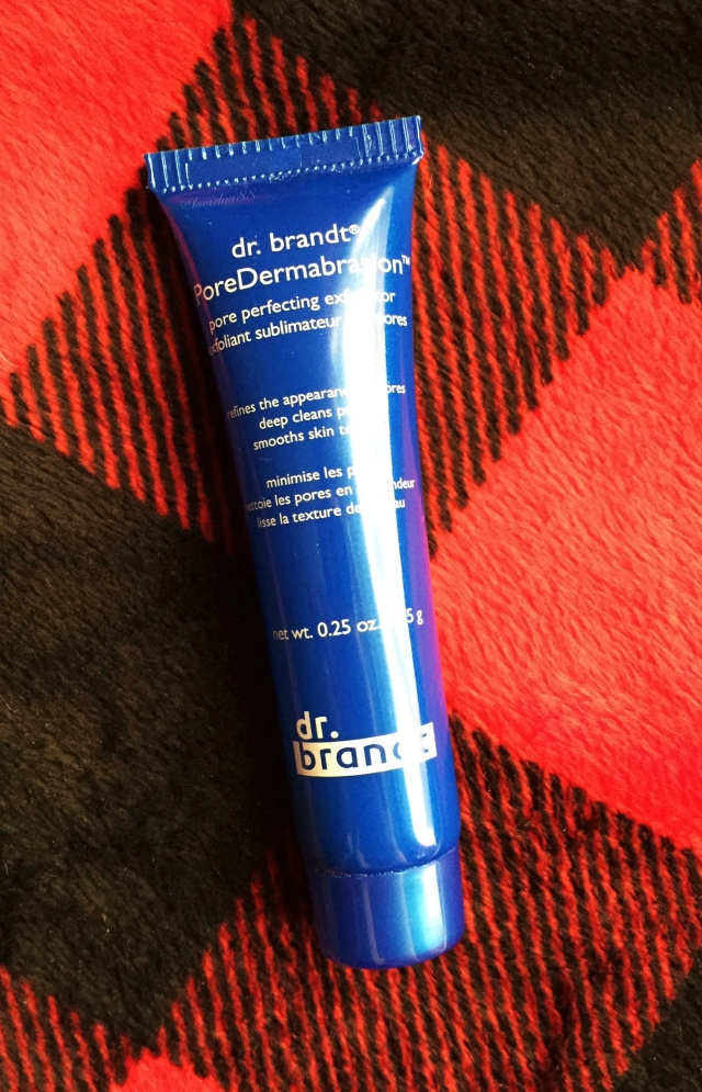 dr. brandt PoreDemabrasion | Play! by Sephora December 2015