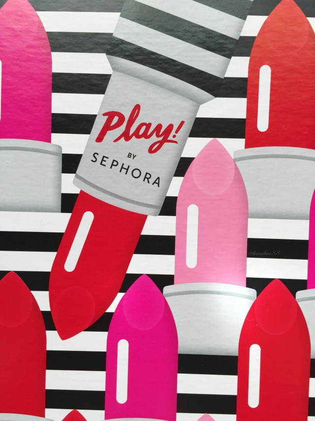 Play! by Sephora December 2015