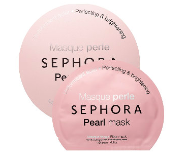 Sephora Pearl Face Mask