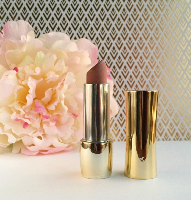 Beige Chiffon by Jafra | My Top Five Favorite Lipsticks