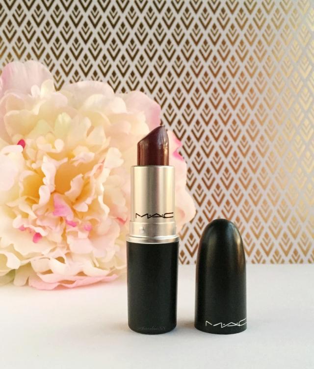 Dark Side by MAC | My Top Five Favorite Lipsticks