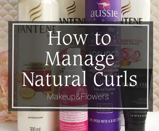 How to Manage Natural Curls