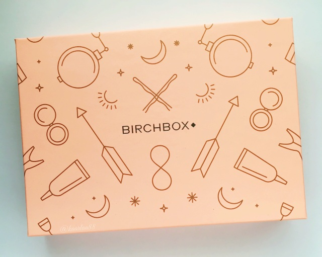 Birchbox Unboxing: February 2016