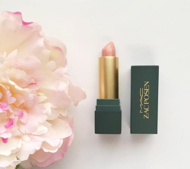 Zac Posen Lipstick in Sheer Madness by MAC | February 2016 Favorites