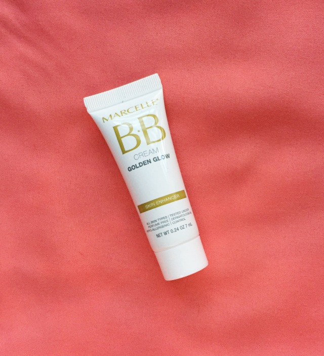 Marcelle BB Cream Golden Glow | Birchbox Unboxing: March 2016