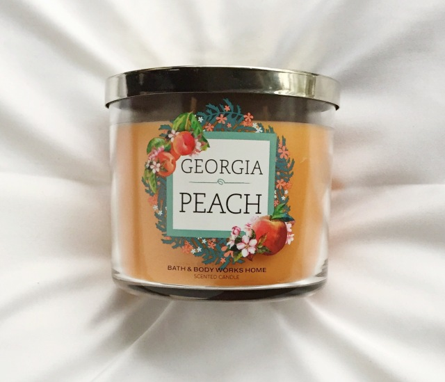 Bath & Body Works Georgia Peach | March Favorites + Life Update