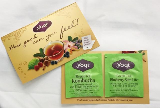 Yogi Tea | Influenster Spirit VoxBox