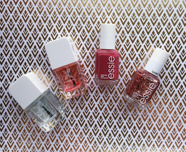 Formula X & Essie Nail Polish | Spa Night at Home
