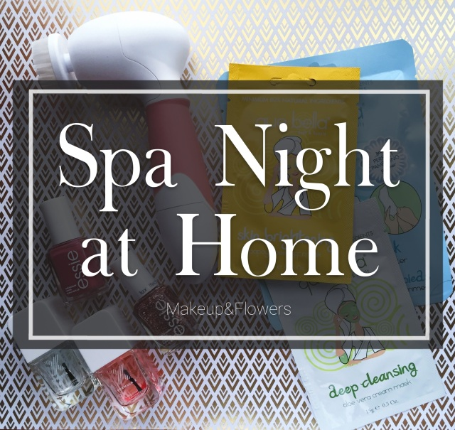 Spa Night at Home
