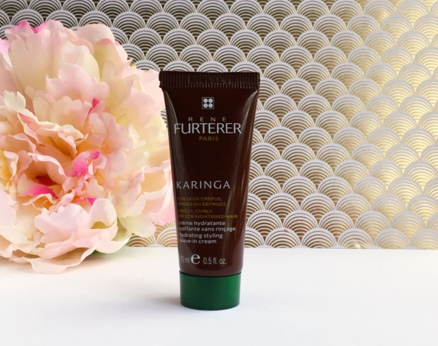 Rene Furterer KARINGA Hydrating Styling Creme | Birchbox Unboxing: July 2016
