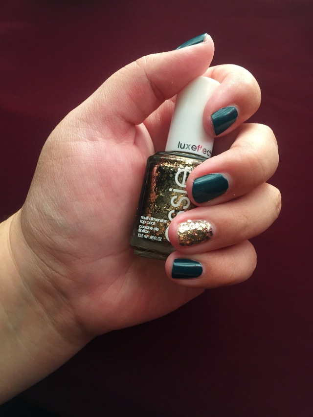 Chic Thanksgiving Nails