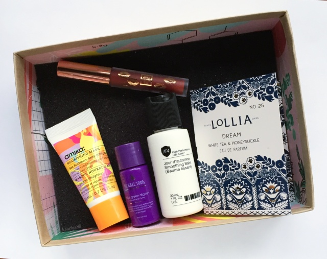 April Birchbox - All