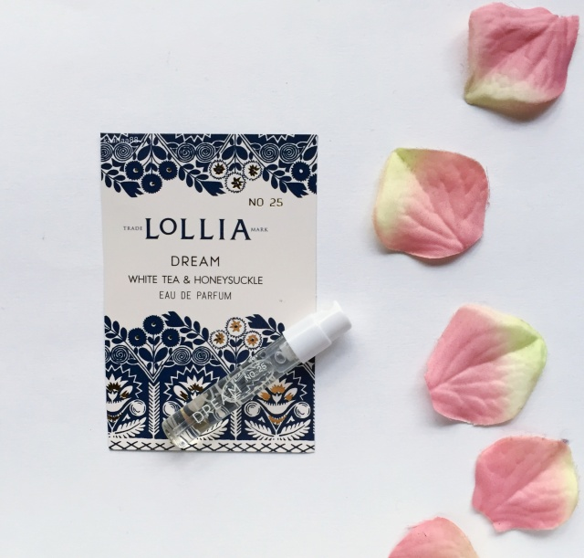 Lollia by Margot Elena Dream Eau de Parfum | April Birchbox