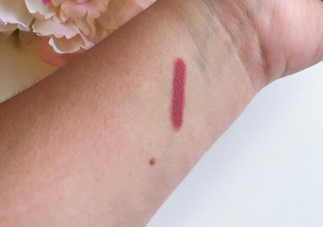 Tarte Lippie Lingerie in Envy | April 2017 Favorites