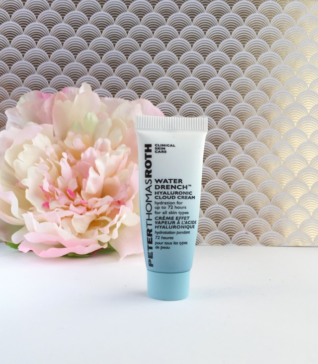 Peter Thomas Roth Water Drench Hyaluronic Cloud Creme | April 2017 Favorites