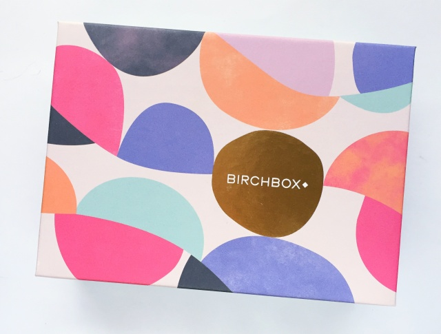 May 2017 Birchbox