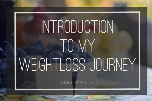 Introduction to My Weightloss Journey
