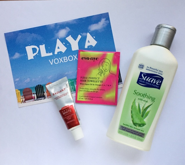 Playa VoxBox Beauty