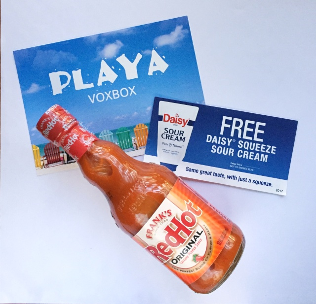 Playa VoxBox Food