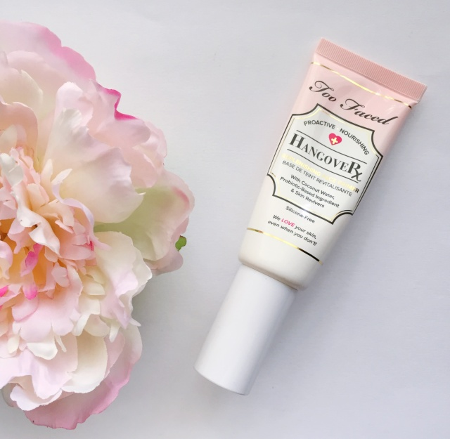 Hangover Replenish Face Primer by Too Faced | August 2017 Favorites