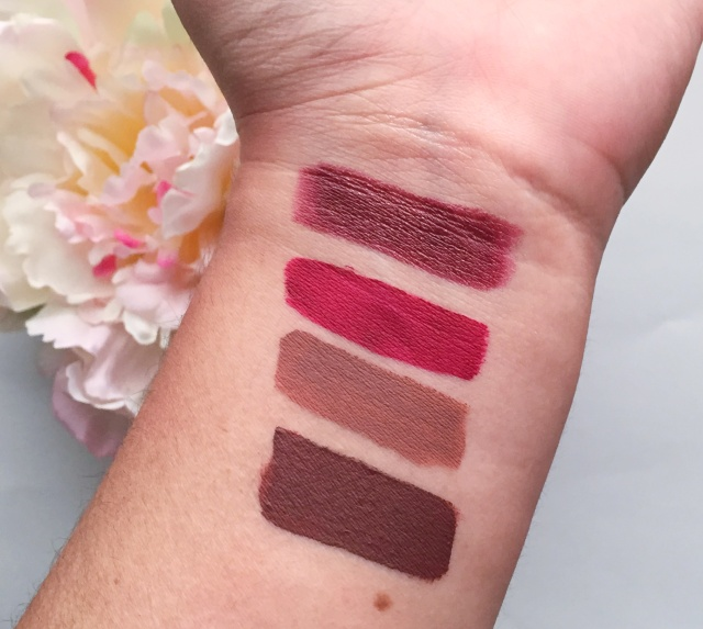 Dark Swatches | Lipstick Shades You Should Own