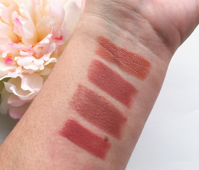 Nude Swatches | Lipstick Shades You Should Own