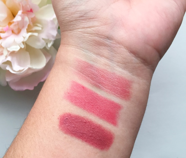 Pink Swatches | Lipstick Shades You Should Own