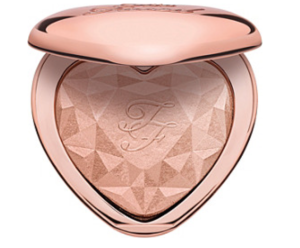 Too Faced Love Light Prismatic Highlighter in Ray of Light | Fall Makeup Wishlist