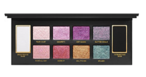 Too Faced Glitter Bomb Prismatic Glitter Eyeshadow Palette | Fall Makeup Wishlist