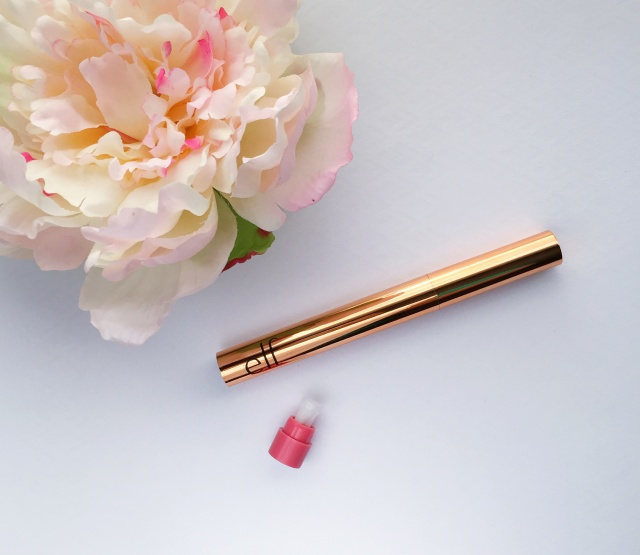 Sharpener | e.l.f. Cosmetics Rose Gold Matte Lip Vault Review